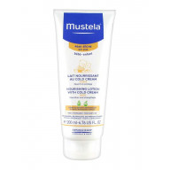Body lotion with Cold Cream Nutri protector 200ml Mustela