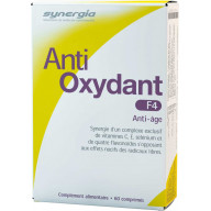 Anti Oxydant F4 60 comprimés Synergia