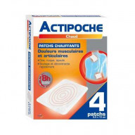 Actipoche patch chauffant B4