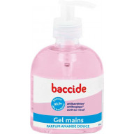 Cooper baccide gel rose 300ml