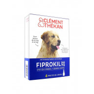 Clément Thékan Spot-On Fiprokil 268mg Grands Chiens 4 x 2,68ml.jpg
