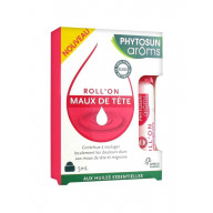 Phytosun Aroms Roll'On Maux de tête 5ml