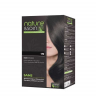 Nature & Soin Coloration Noir Intense 1N