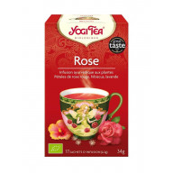Yogi Tea Rose 17 sachets