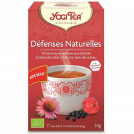 Yogi Tea Défenses Naturelles
