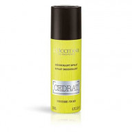 L'OCCITANE Déodorant spray Cédrat 130 ml