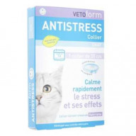Vetoform Collier antistress calmant chat