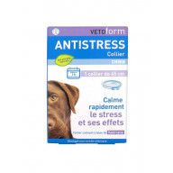 Vetoform Collier antistress calmant chien