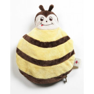 Bouillotte Abeille Cherry Belly Baby Innovascience