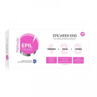 EPIL MINUTE Kit d'épilation complet Epil'Week-end