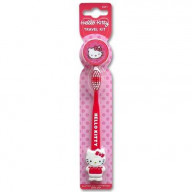 HELLO KITTY Brosse à dents + figurine