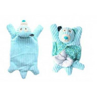 SOFRAMAR Bouillotte peluche Ours