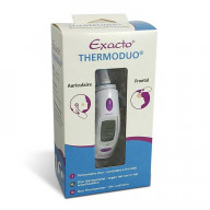 Exacto Thermoduo thermomètre auriculaire et frontal