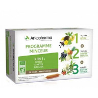 Programme slimming Bio 30 bulbs Arkofluides