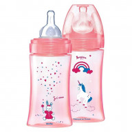 Dodie biberon kit duo initiation+ 270ml licorne.jpg