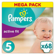 Pampers Active Fit 68 Couches Taille 5 (11-25 kg).jpg