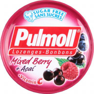 Pulmoll Mixed Berry + Açai + Vitamin C 45g