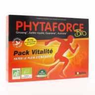 Biotechnie Phytaforce Bio 40 ampoules