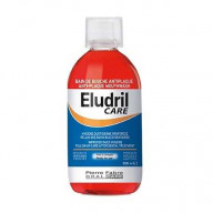 Eludril Care Bain de Bouche Antiplaque 500 ml