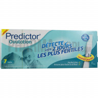Predictor Ovulation 7 tests
