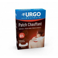 Urgo Patch Chauffant 8h 2 Patchs
