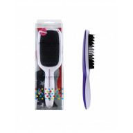 Rolling hills blow-styling smoothing brush purple