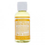 DR Bronners savon liquide agrumes orange 59ml