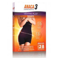 Shorty Ventre Plat Anaca3