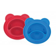 Assiette Ventouse Miracle 400ml Nuby