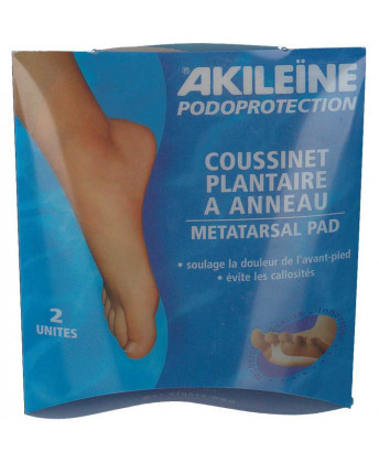 Akileïne Podoprotection Coussinet Plantaire Integral S