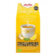 Gingembre Citron Vrac 90g Yogi Tea