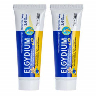 Elgydium Gel Dentifrice Kids Banane 2/6 ans Lot de 2