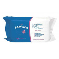 Baby Look Lingettes Nettoyantes 72