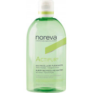 Noreva Actipur Solution Micellaire Nettoyante Purifiante 500 ml