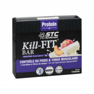 Kill-Fit Bar 5 barres STC Nutrition