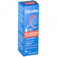 Cerudex Spray Anti-bouchon de Cérumen 50ml Novodex