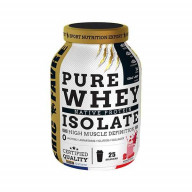 Eric Favre Pure Whey Isolate Fraise 750g