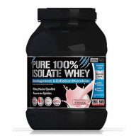 Pure Whey Isolate Fraise 2kg Eric Favre