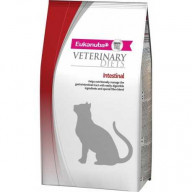 Veterinary Diets Croquettes pour Chats 1,5 kg Eukanuba Intestinal