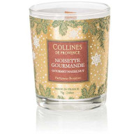 Bougie Noisette Gourmande Collines de Provence