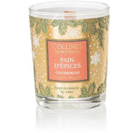 Bougie Pain d'Epices Collines de Provence