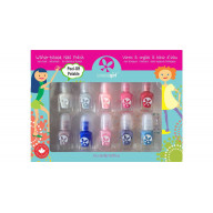 Kit Flare & Fancy 10 mini vernis Suncoat Girl