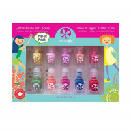 Kit Party Palette 10 mini vernis Suncoat Girl