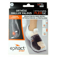 Orthèse Hallux Valgus Epithelium Flex02 Epitact Sport