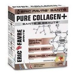 Pure Collagen + Lot de 3 x...