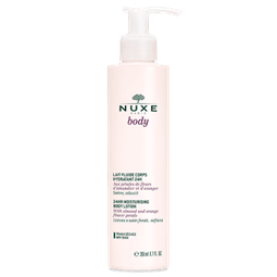 Lait fluide corps hydratant 24h Nuxe body 200ml Nuxe