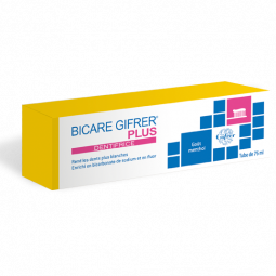 Bicare plus dentifrice 75ml...