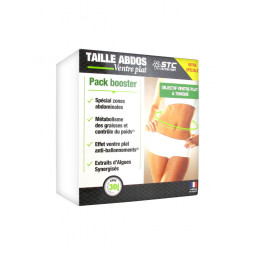 Pack Booster taille abdos...