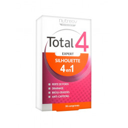 Total 4 Expert Silhouette 4...