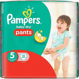 Pampers Baby-Dry 21...